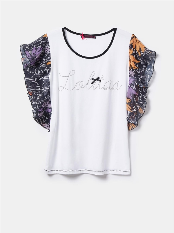 Camiseta LOLITAS 21S257