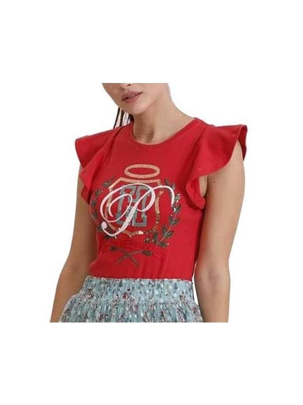 Camiseta HIGHLY PREPPY 9674