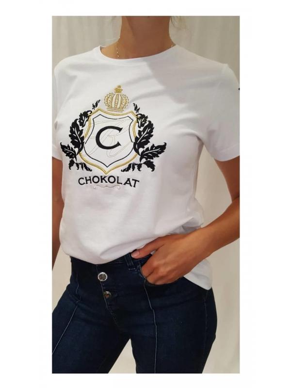 Camiseta CHOKOLAT C3199-100