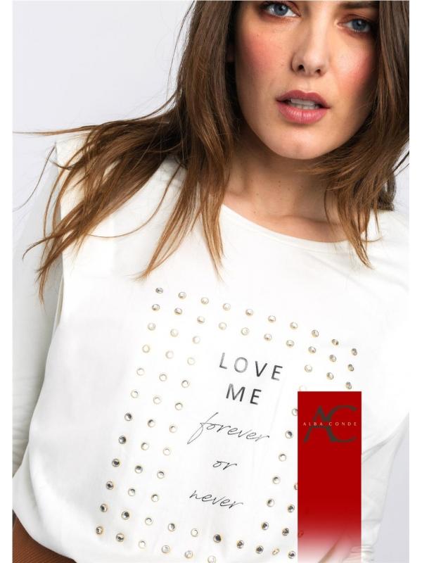 Camiseta ALBA CONDE 6802-559